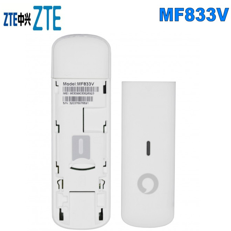 Lot Of 10pcs ZTE MF833v 4G LTE Cat4 USB Stick