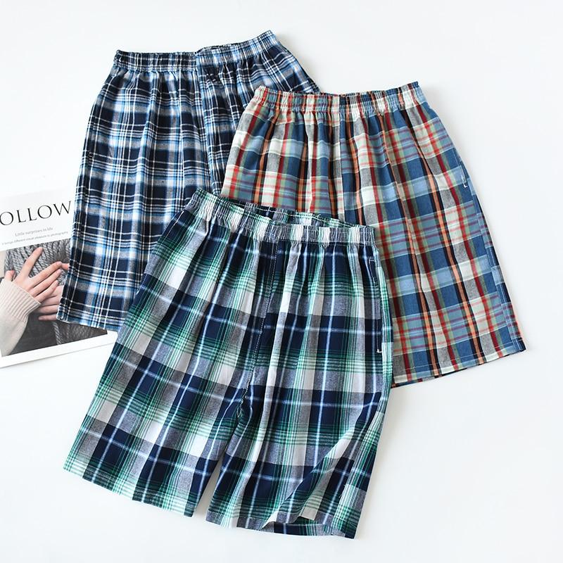 2020 New Pants Home Man Pajama Pants For Men  Shorts Men 2628