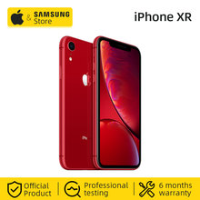 Original Unlocked Apple iPhone XR Smartphone 4G LTE 6.1