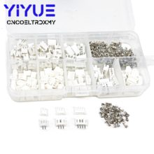 300pcs PH2.0 2p 3p 4 pin 2.0mm Pitch Terminal Kit / Housing / Pin Header JST Connector Wire Connectors Adaptor PH Kits