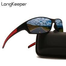 Очки солнцезащитные longkeeper Мужские поляризационные брендовые