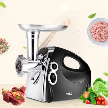 Meat Grinder Fully Automatic Home Use Electric Meat Mixer Minced Meat Enema Machine Household Kitchen Appliances Food Processor food mixers bosch mfq2210p home kitchen appliances processor machine equipment for the production of making cooking