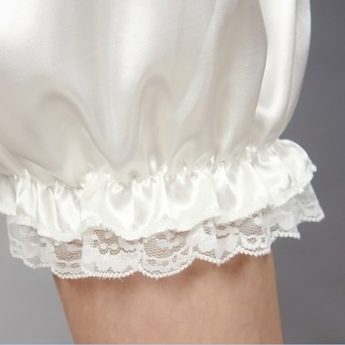 Fashion Women Girls Safety Shorts Lolita Cosplay Lace Pumpkin Bloomers Short Under Pants FO Sale
