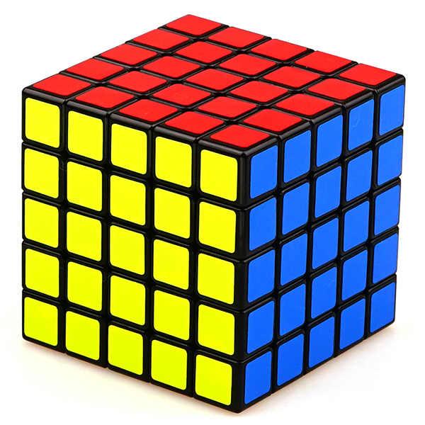 スピードプロマジックキューブ速度つや消しストレス緩和剤 3 4 5 順序おかしいパズル立方子供知育玩具 AA50MF