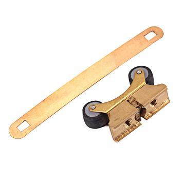 Новый стиль Медь Erhu Qianjin части Регулируемый Многофункциональный Urheen замена аксессуар для китайского Erhu струнные настройки