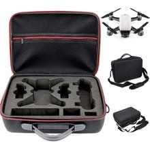Anordsem Tragbare EVA Harte Tasche Lagerung Fall Tragen Drone Taschen Schulter Strap Drone Zubehör für DJI Funken Drone Mount Box