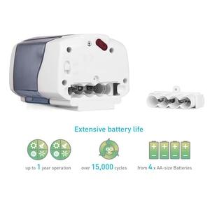 Image 2 - Dispensador automático de sabonete líquido com capacidade de 700 ml, suporte para parede, libera o detergente sem contato manual, para banheiro e cozinha