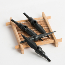 Arrow-Accessories Shooting-Thread Archery Hunting for Outdoor Arrowhead 12pcs Carbon-Steel