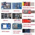 CH340 CH340C USB к ESP8266 ESP-07 ESP-01 ESP-01S Беспроводной WI-FI разработка борту модуль WI-FI программист адаптер для Arduino