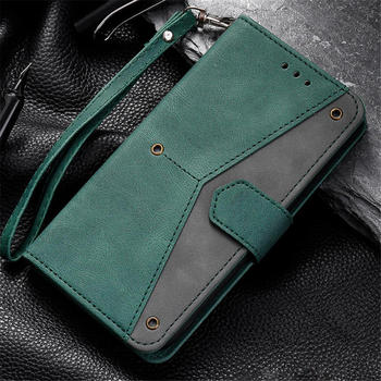 Shockproof Case For Samsung Galaxy A12 A 12 Flip PU Leather Retro Luxury Wallet Phone Cover for Galaxy A02S A02 S Card Coques