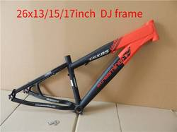 Ostatnich 26*13 15 17 cal aluminium rower górski ze stopu metali rama rowerowa rama do roweru górskiego 26 cal Ultra lekka rama części