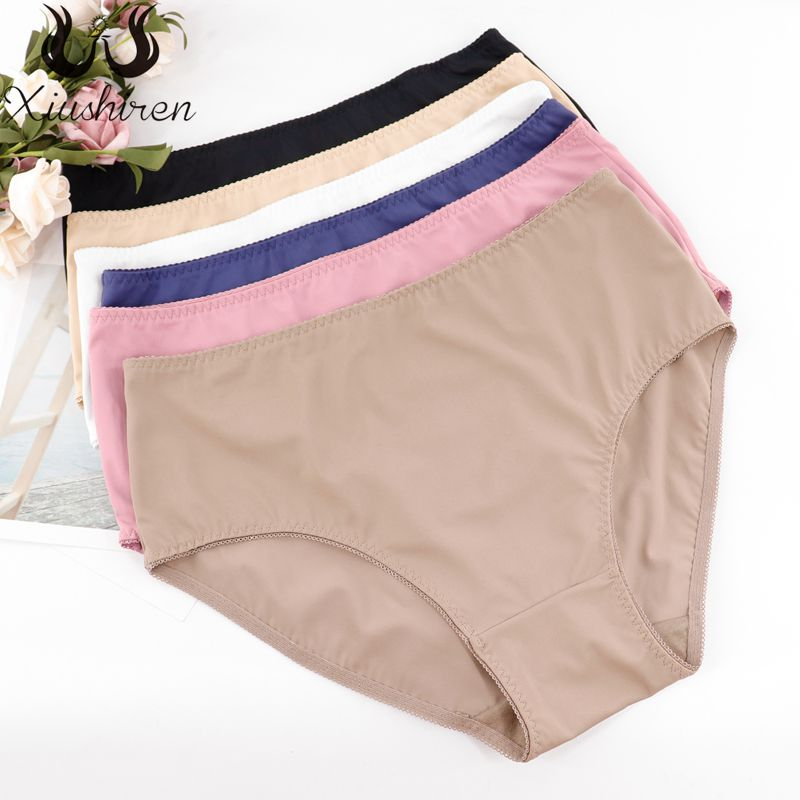 Women In Nylon Breif Panties