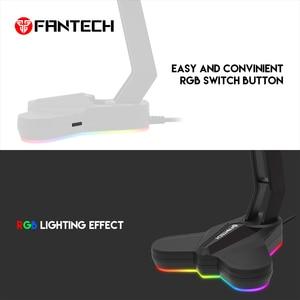 Image 5 - FANTECH RGB سماعة رف و سماعات الألعاب 7.1 الصوت المحيطي سماعات مع ميكروفون لاعب لعبة