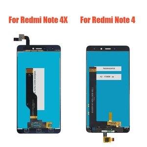 Image 4 - PINZHENG pantalla LCD para Xiaomi Redmi Note 4 4X, Snapdragon 625 MTK Helio X20, repuesto de pantalla LCD