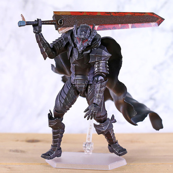 Berserk Guts 410 Berserker Armor Ver. Figma PVC Action Figure Collection Figurine Model Toy 1