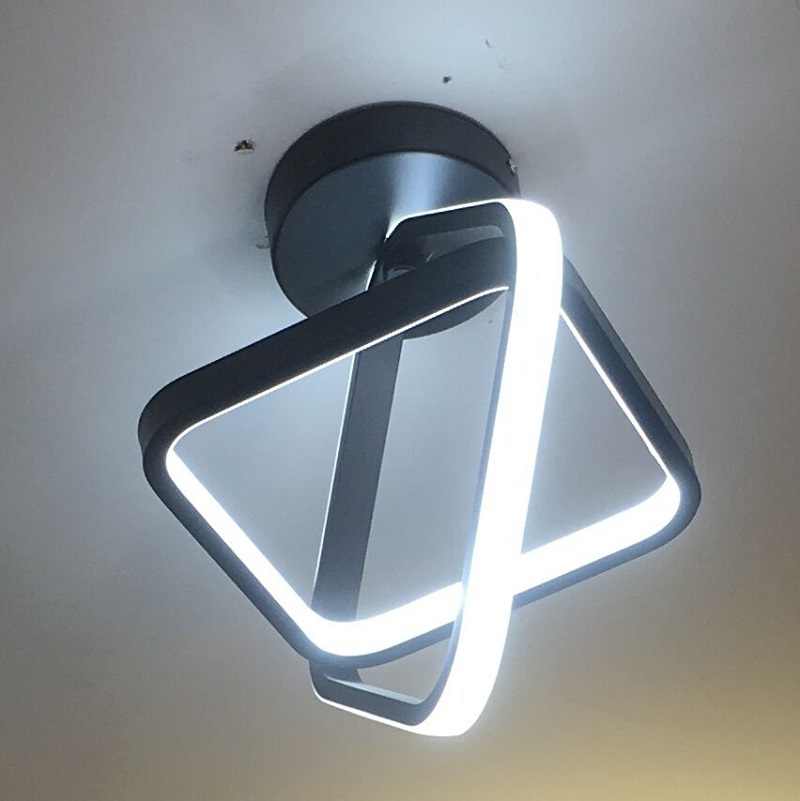 novo quarto led luzes de teto sala 04
