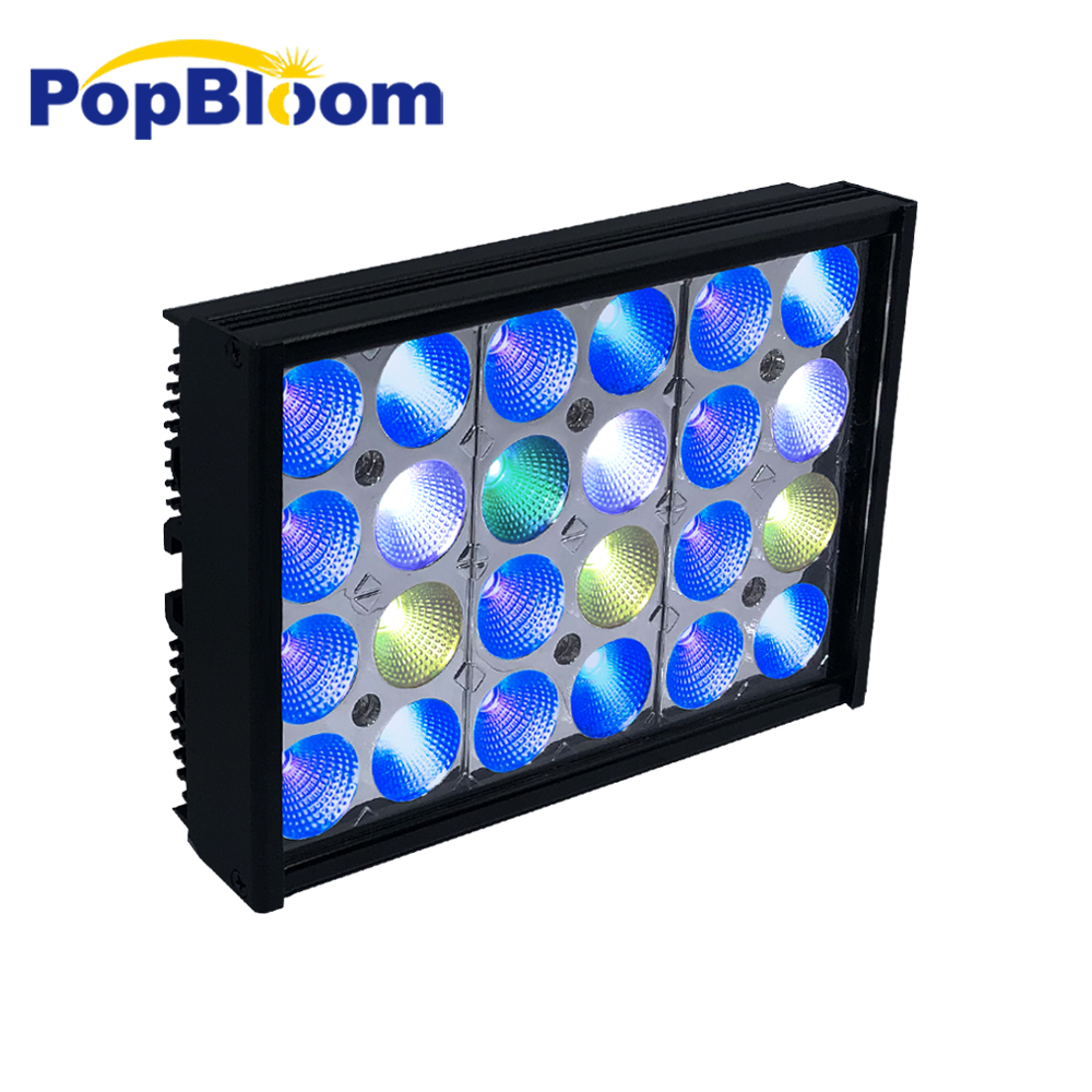 Shannon16 Aquarium Lamp Led For Aquarium Led Lighting Coral Light Saltwater Aquarium Lights Led Reef Tank Lightings Aliexpress