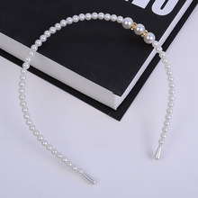 New Korean Style Pearl Hair Band for Girl Women Accessories Girls Wedding Bridal Jewelry 2019 hair accessory