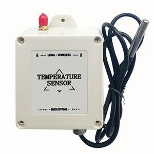 Image 3 - 5km LOS range lora temperature sensor wireless ds 18b20 temperature sensor probe wireless temperature data logger