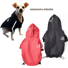 Pet Dog Winter Coat The Dog Face Pet Clothes Puppy Warm Jacket Waterproof Reflective Pet Apparel Clothing For Small Medium Dogs