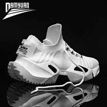 Zapatillas Deportivas informales para Hombre, calzado deportivo con suela resistente, de talla...