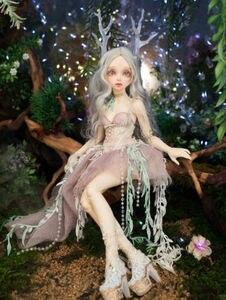 AETOP BJD DOLL1/4(41cm) BJD/SD Doll FL Minifee Eva Ball-Jointed Dolls
