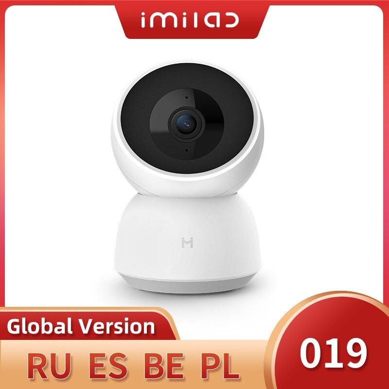 IMILAB 019-cámara de seguridad Mihome, versión Global, WiFi, 1296P, HD, IP, cámara de visión nocturna interior, cámara de vídeo de vigilancia