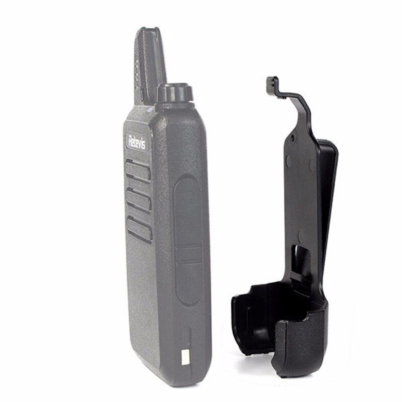 10pcs Belt Clip For Retevis RT22/WLN KD-C1 J9121T Two Way Walkie Talkie