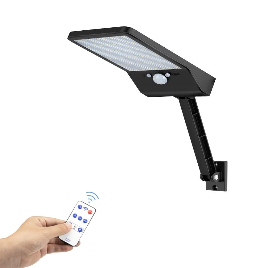 Solar Led-gaeden-Wall-Lamp Gadren-yard-Light Outdoor Waterproof IP65 Super Bright Motion Sensor Rotab#3