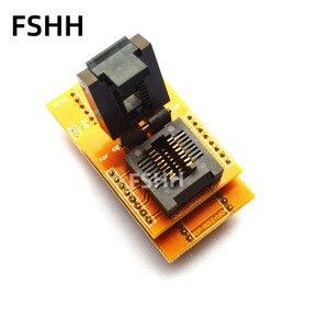 GDP-SOIC-1602 адаптер GDP-SOIC-1604 тестовое гнездо SOP16 для DIP16 адаптер для LT48XP/48UXP/LT84 8  программист