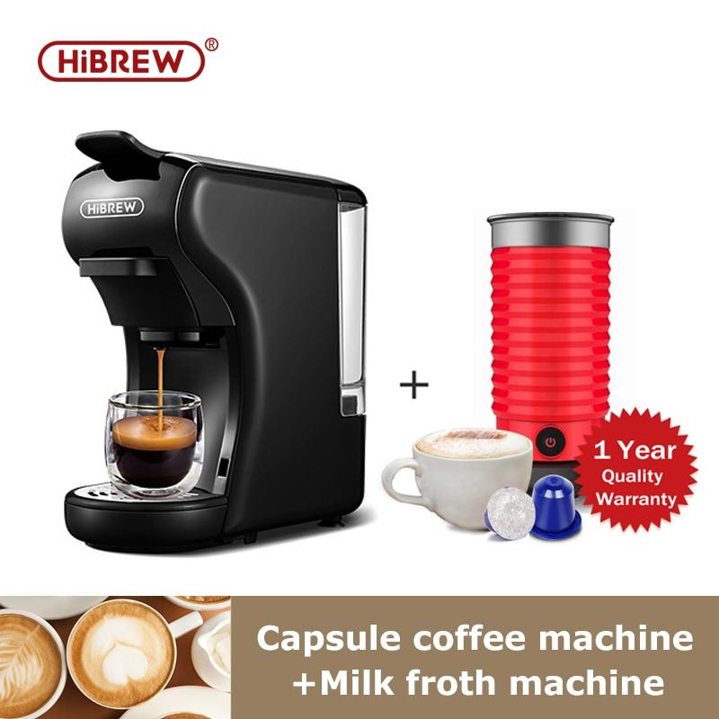 HiBREW 3 in 1 multiple Espresso Coffee Machine Full Automatic With Hot & Cold Milk Foaming Machine 3