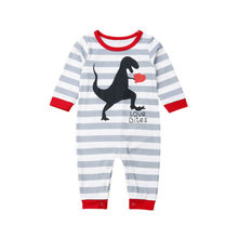 лучшая цена Newborn Baby Boys Girls Romper Hooded Sweatshirt Pants Striped Long Sleeve hoodie Infant kids Fall clothes