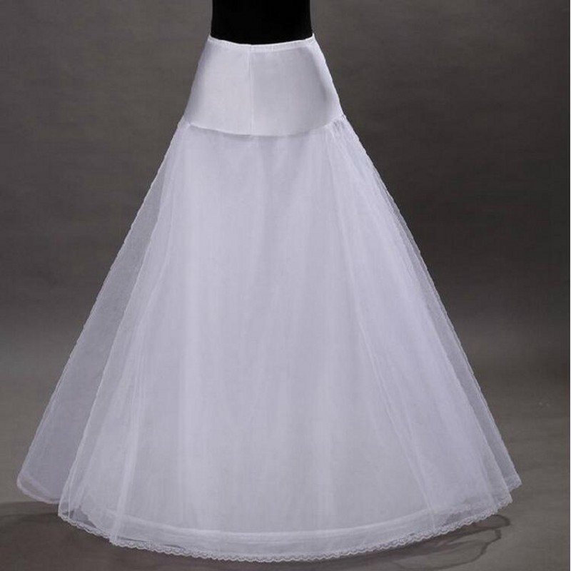 A Word Pendulum A Steel Ring Shuang Ceng Sha Lace Elasticity Lycra Corset Crinoline Wedding Dress Tiny Lining
