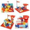 Beiens-DIY-Building-Blocks-Toys-for-Children-95-154-PCS-Marble-Race-Run-Block-Compatible-LegoINGlys