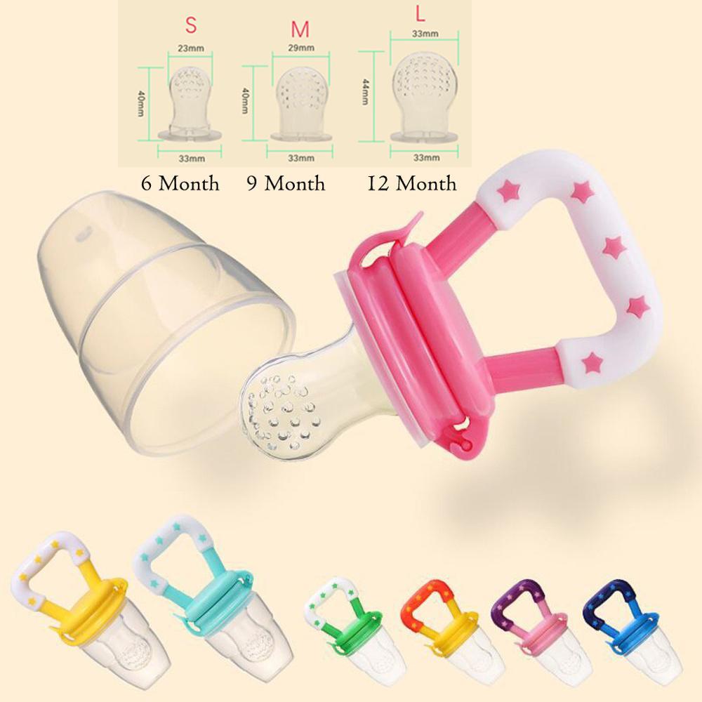 2020 Nipple Fresh Food Feeder Milk Nibbler Feeder Baby Feeding Bottel Tool Safe Baby Supplies Must Tool Feeding Bottle