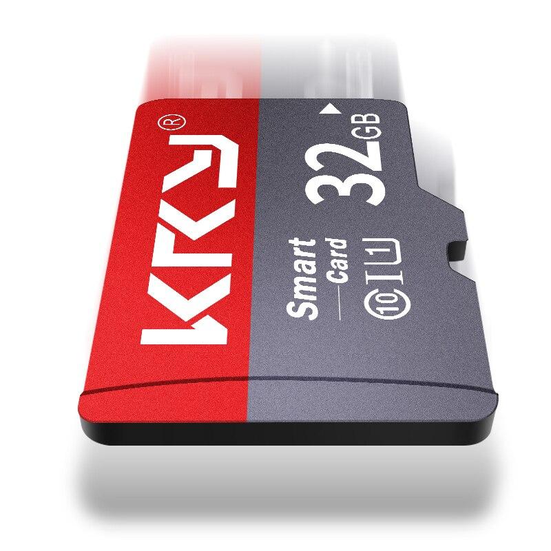 KRY карта памяти 32 ГБ 16 ГБ 8 ГБ 128 Гб 64 Гб Microsd карта C10 Micro TF SD карта 8 16 32 64 128 ГБ картао де Мемория карта адаптер