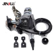 12V 0.8 1.0mm Wire Feeder Assembly Wire Feed Welding Motor MIG MAG Welder Euro Connector MIG 160 ZY775
