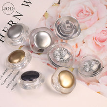 3pcs Women Windbreaker Wear Transparent Button for Clothing Sewing Shank Square Buttons Fashion Accessories Decorative Buckle