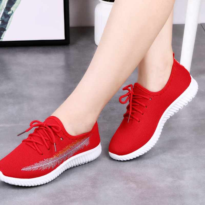 Women Tennis Shoes 2020 Sneakers Solid
