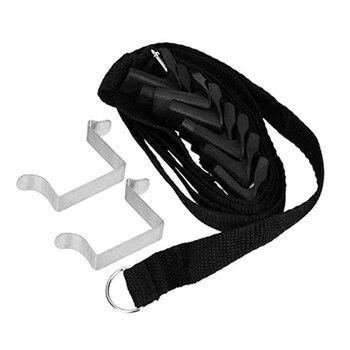 Adjustable Cap & Bag Door Rack  2