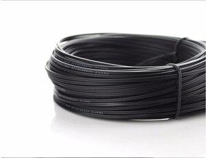 Image 2 - Cabo de remendo da fibra ótica de ftth do cabo de remendo da fibra ótica de singlemode cabo de remendo da gota exterior de 50 m sc upc simples ftth cabo de remendo da gota