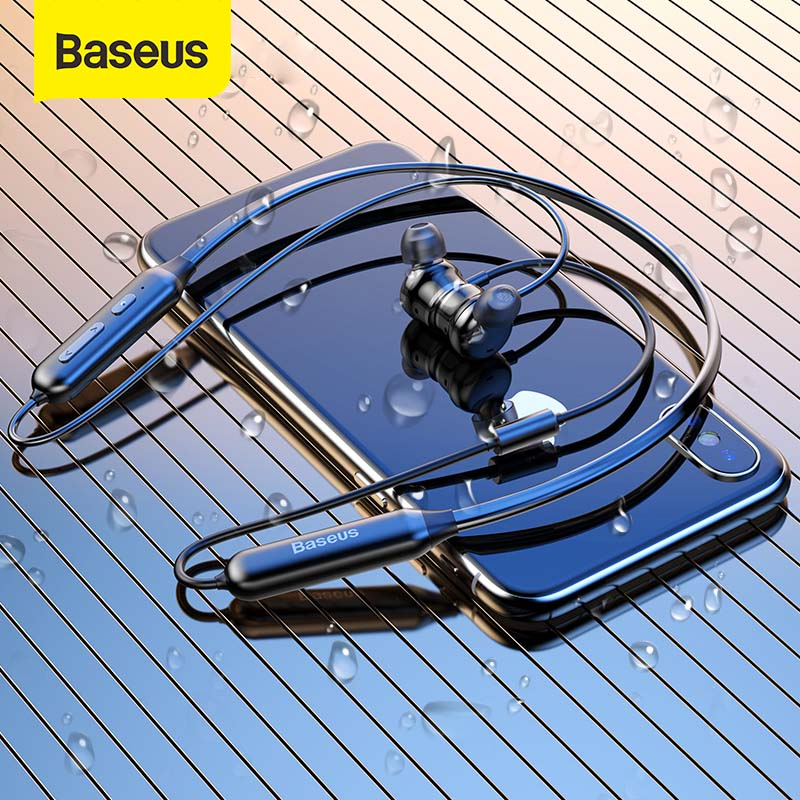 Baseus S15 ANC Wireless Bluetooth Earphone Active Noise Cancellation V4.2 Bluetooth Sport Earphones with Mic for Mobile Phone|Phone Earphones & Headphones|   - AliExpress
