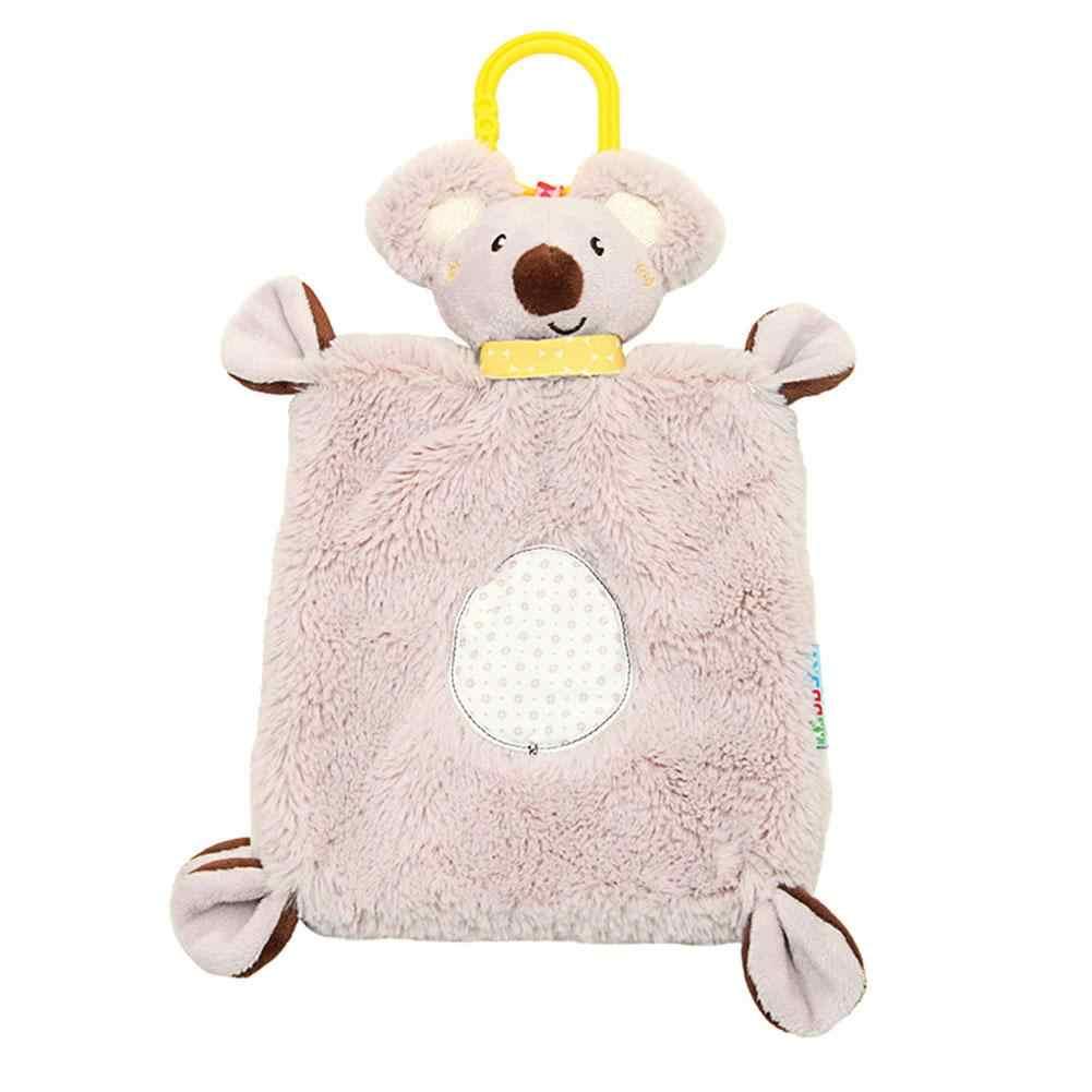 素敵なコアラ快適タオルベビー慰めぬいぐるみコアラなだめるタオル赤ちゃんのおもちゃサポートドロップシッピング/卸売