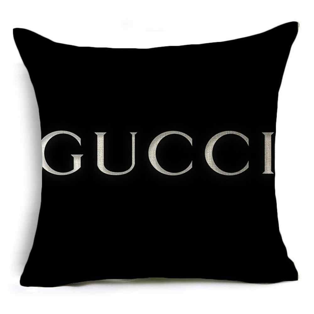 cotton linen sofa throw pillow cases