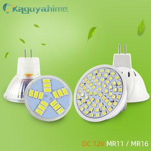 =(K)= MR16 LED MR11 Bulb DC 12V Spotlight lamp 60LEDs DC 10-30V LED Spot Light 4W Lampara Warm Cold White Bombillas Mr16 Bulb