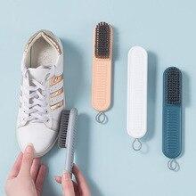 Shoes-Brush Cleaner Boots Soft Plastic Laundry-Gadget Multi-Purpose Long-Handle Bristles
