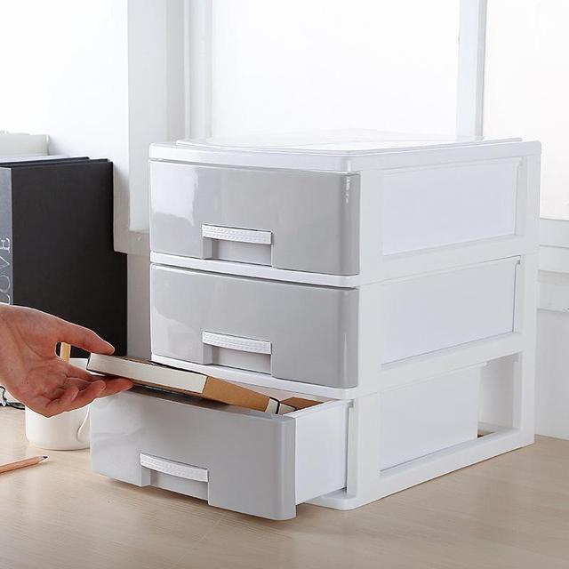 Business Office Furniture Storage Organizer Multi-layer Storage Box
