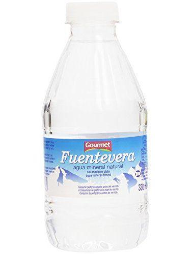 Gourmet - Fuentevera - Agua Mineral Natural - 33 Cl