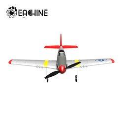 Eachine Mini P-51D EPP 400mm Spanwijdte 2.4G 6-As RC Vliegtuig Trainer Vaste Vleugel RTF Een Sleutel terugkeer voor Beginner