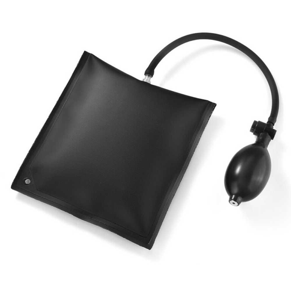 4x pompka samochodowa poduszka powietrzna z poduszką powietrzną nadmuchiwana podkładka do otwierania drzwi